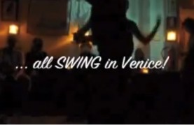 Party Swing Vapore Venezia Marghera